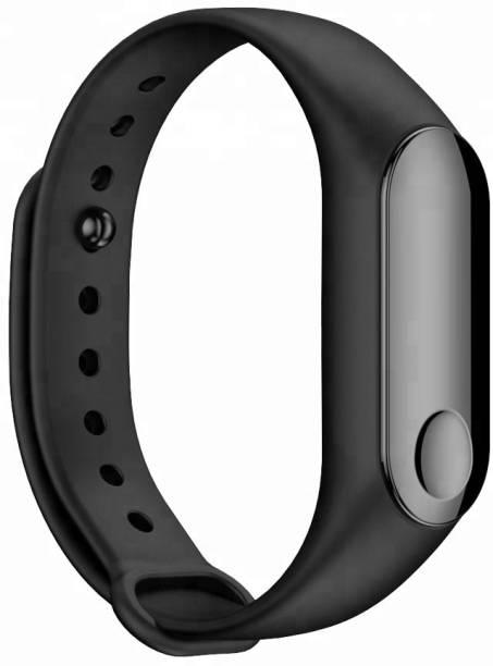 m s megaslim fitness Tracker, Activity Tracker Watch, Heart Rate Monitor, Waterproof Smart Band Fitness Band