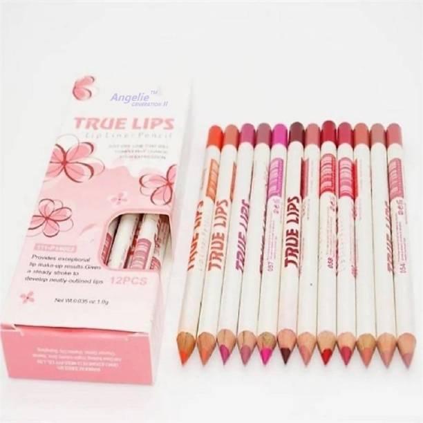 angelie True lips lip liner pencils