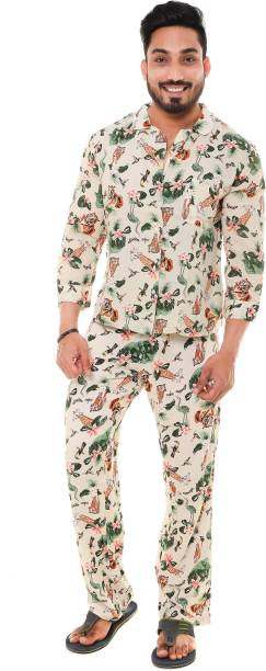 514371a2c5f Night Suit for Men - Buy Mens Nightwear Online at Best Prices in ...