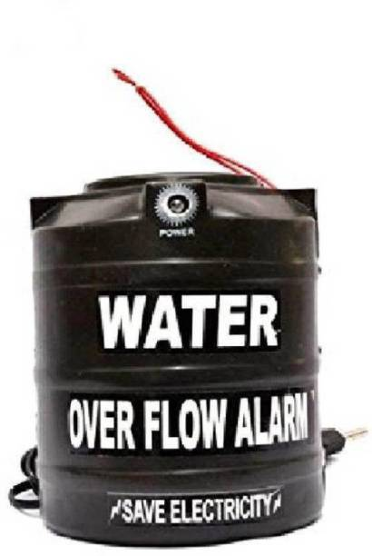 KITCHEN INDIA Water Tank Overflow Alarm with Sweet Sound Long life Very Use full Product Wired Sensor Security System