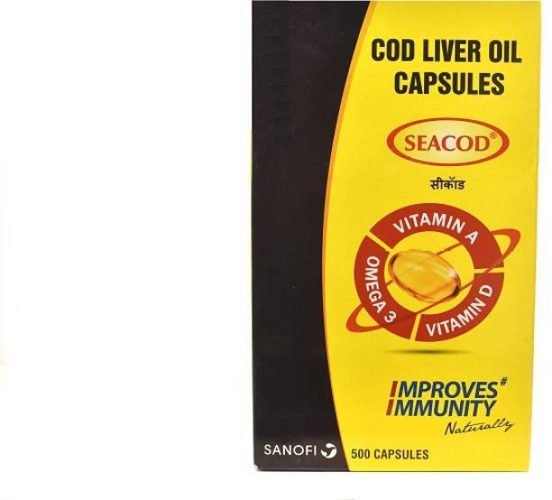 Fish Oil Capsules - Buy Fish Oil Capsules online at Best