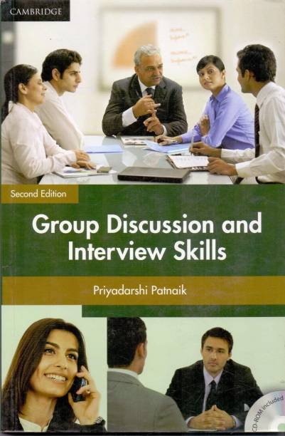 Group Discussion and Interview Skills Book and CD-Rom 2nd Edition