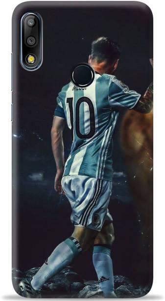 Loffar Back Cover for Asus Zenfone Max Pro M2