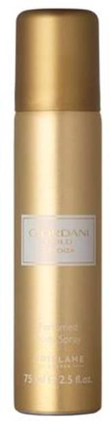 Oriflame Giordani Gold Essenza Perfumed Body Spray 75ml Deodorant Spray  -  For Women