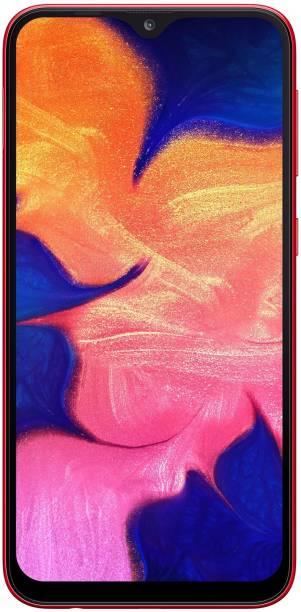 SAMSUNG Galaxy A10 (Red, 32 GB)