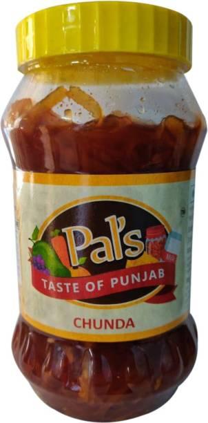 Pals The Taste Of Punjab Ready to Eat Chunda Mango Pickle