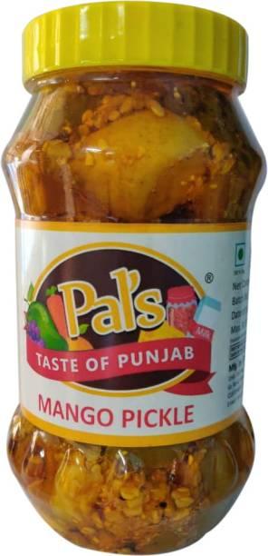 Pals The Taste Of Punjab Ready to Eat Mango Pickle Mango Pickle