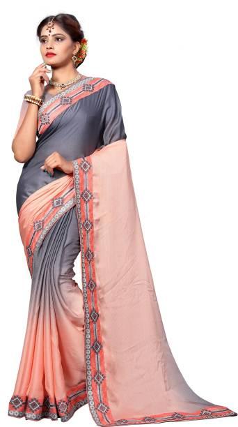 c7edb71dab1 Orange Sarees - Buy Orange Sarees Online at Best Prices In India ...