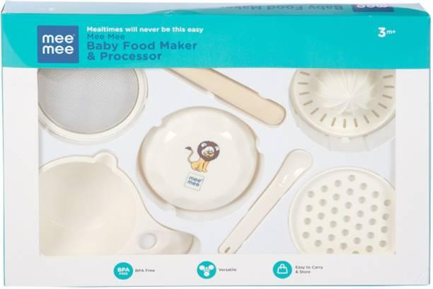 MeeMee Baby Food Maker & Processor