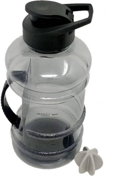 Buffy 1.5 L Bpa Free Gallon Water Bottle, Sports Fitness Bottle 1500 ml 1500 ml Bottle