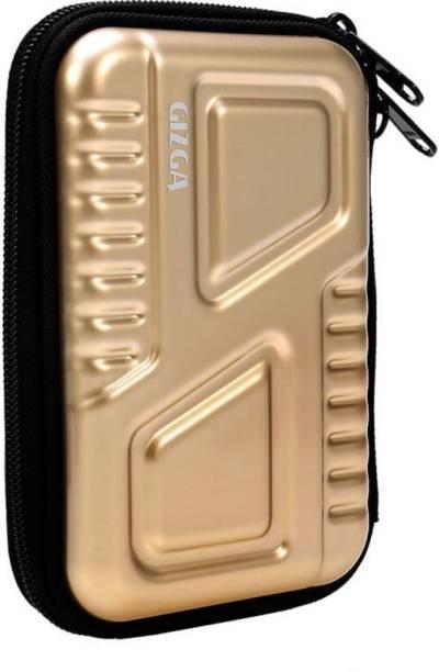 Gizga Back Cover for 2.5 Inch Hard Drive, Hard Disk Case