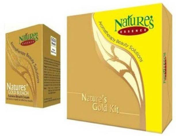 Nature's Essence GOLD KIT AND GOLD BLEACH COMBO