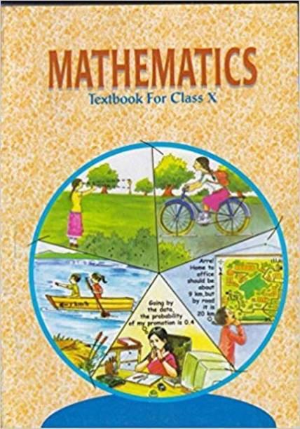Mathematics Textbook For Class X (English, Paperback)