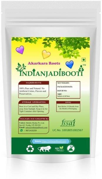 IndianJadiBooti Akarkara Roots (Anacyclus Pyrethrum)