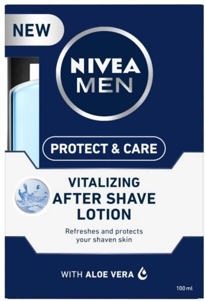 NIVEA Vitalizing After Shave Lotion