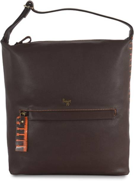 Baggit Lxe4 Hollywood Y G Z E Byron Brown (Brown) L2 4 L Backpack