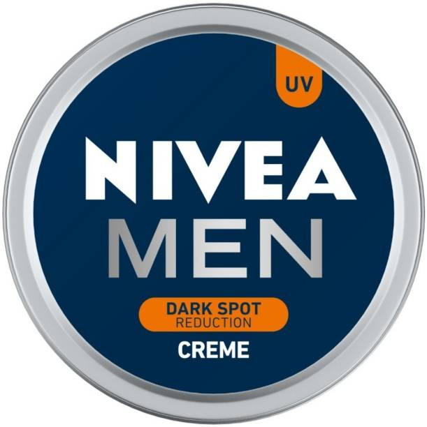 NIVEA Men Creme, Dark Spot Reduction, Non Greasy Moisturizer, Cream with UV Protect