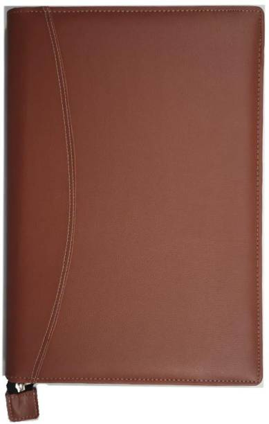 KITTU Faux leather B4 size document file 20 inner leafs