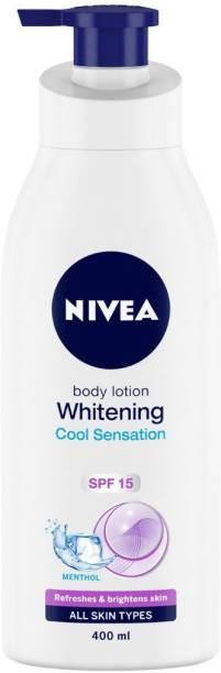 NIVEA Whitening Cool Sensation Body Lotion