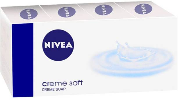 NIVEA Creme Soft Soap Epic pack 3 (500gm) (1500 g)