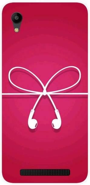 SmartNxt Back Cover for Mobiistar C1 Lite