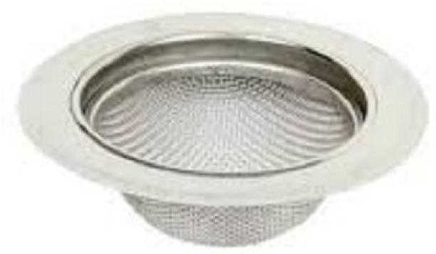 MANTRA TRADE Kitchen Sink, Bathroom Sink, Floor, Basin Stainless Steel Push Down Strainer