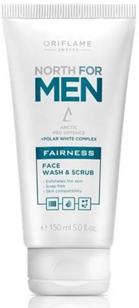 Oriflame Sweden NORTH FOR MEN Face Wash