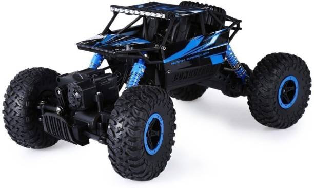 dmpl FDD Off-road RC cars 1:18 Scale Monster Car 2.4Ghz 4WD High Speed Racing Cars, Rock Crawler Truck