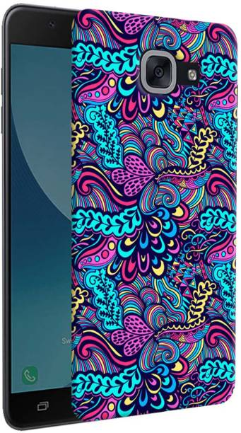 iShoppe Back Cover for Samsung Galaxy J7 Max