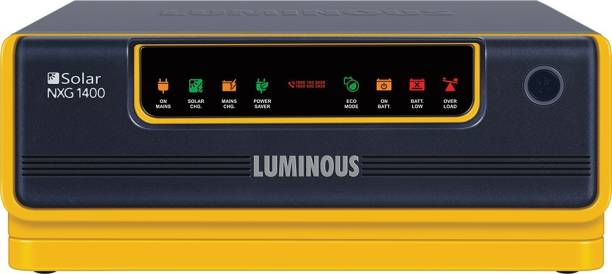 LUMINOUS NXG1400/12V Solar Pure Sine Wave Inverter