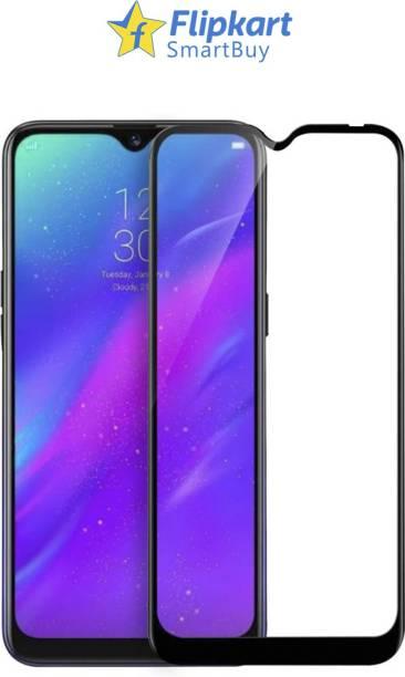 Flipkart SmartBuy Edge To Edge Tempered Glass for Realme 3, Realme 3i, Vivo Y93, Vivo Y95, Vivo Y91, Oppo A12, Oppo A11k, Oppo A5s