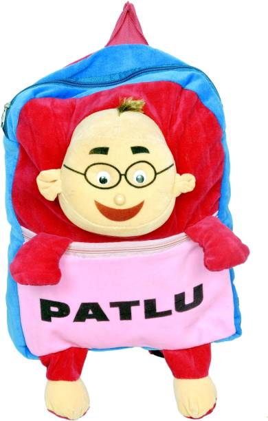 3G Collections PATLU Waterproof Plush Bag