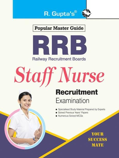 RRB: Staff Nurse Recruitment Exam Guide