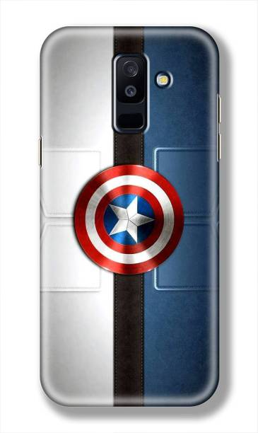 Designer Back Cover for Samsung Galaxy A6 Plus