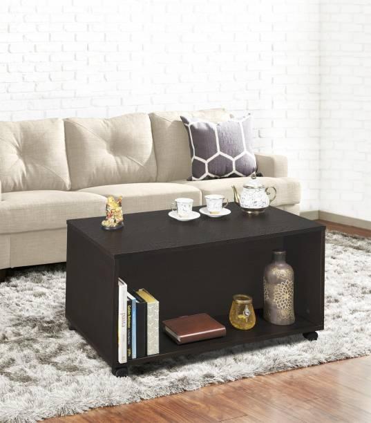 Delite Kom Sway Engineered Wood Coffee Table