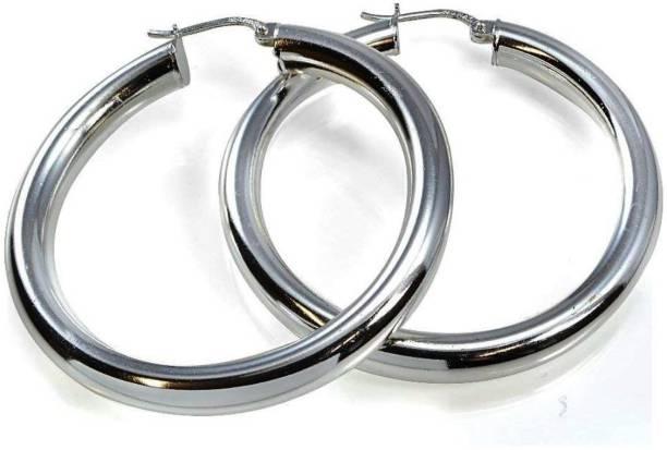 665327ba976 Miami Valentine Gifts Jewellery Pierced Silver Studs Mens Ear rings    Earrings Combo For Men