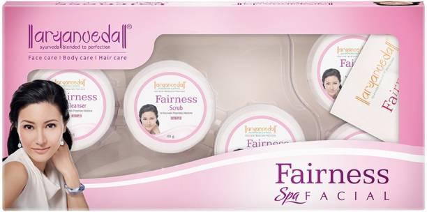 Aryanveda Herbals Fairness Kit