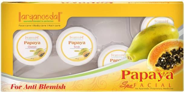 Aryanveda Herbals Papaya Facial Kit