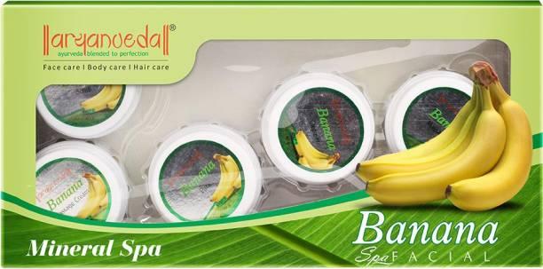 Aryanveda Herbals Banana Kit