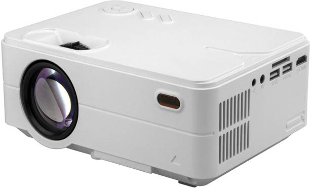 PLAY New 1080P High Definition Projector High Brightness (2700 lm / Remote Controller) Portable Projector