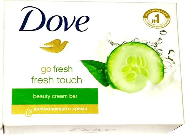 DOVE Imported Go Fresh Touch Beauty Cream Bar