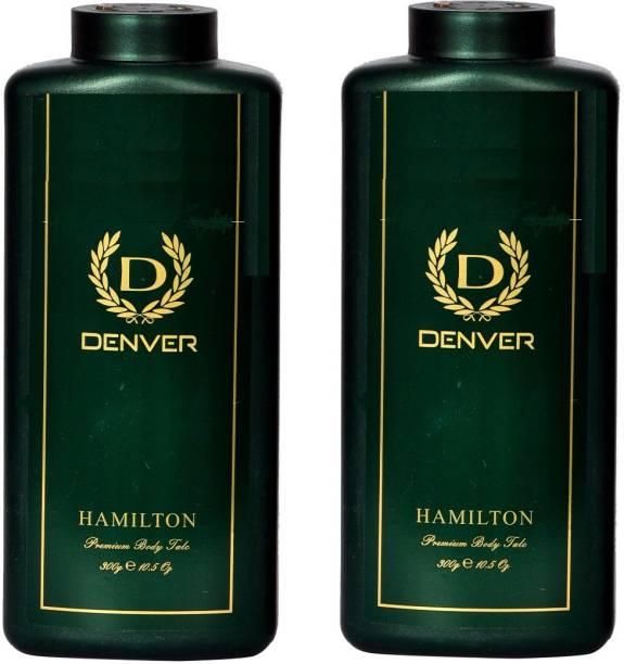 DENVER Hamilton Premium Body Talc