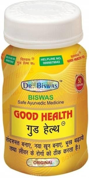 Dr. Biswas Good Health (Pack of 1)