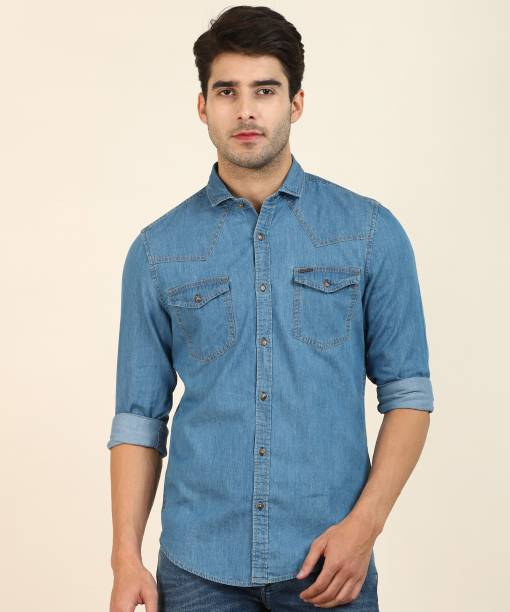 5946d3e80f3 Men s Casual Shirts - Buy Casual shirts for men online at best ...