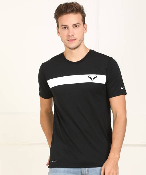 61a56bc7e4 Nike Tshirts - Buy Nike Tshirts Online at Best Prices In India ...