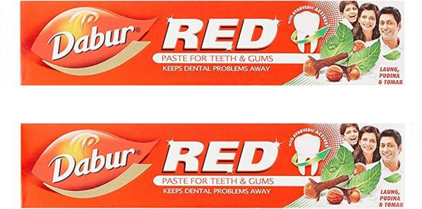 Dabur Red Red Paste 100gms Toothpaste