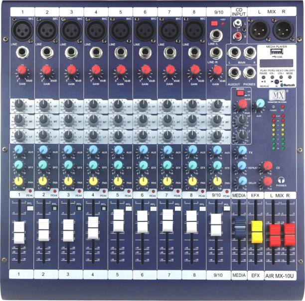 Sound Mixer - Buy Sound Mixer Online at Best Prices In India