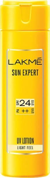 Lakmé Sun Expert UV Lotion - SPF 24 PA++