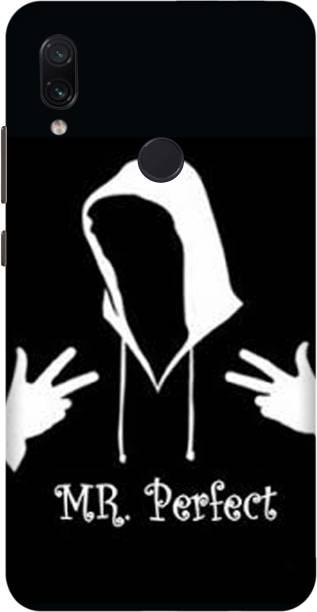 Vojica Back Cover for Mi Redmi Note 7