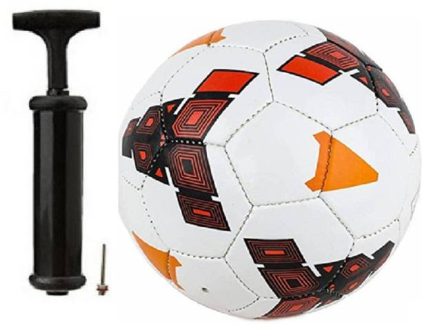 SBS Snipper Red With Air pump Football Kit